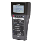 Brother PT-H500 180 x 180DPI Black label printer