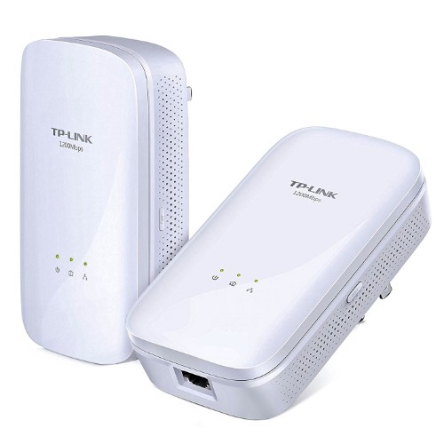 TP-LINK AV1200 1200 Mbit/s Ethernet LAN White 2 pc(s)