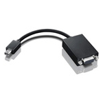Lenovo 0A36536 Mini-DisplayPort VGA Black cable interface/gender adapter