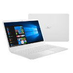 """ASUS E406MA-BV010TS White Notebook 35.6 cm (14"""") 1366 x 768 pixels 1.10 GHz Intel® Celeron® N4000"""