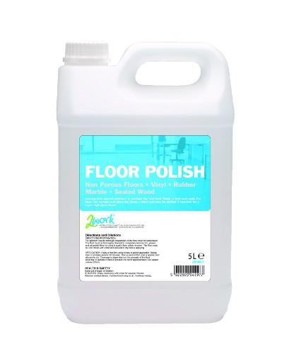 2Work 2W04610 floor cleaner/restorer