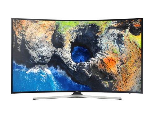 "Samsung UE55MU6220K 55"" 4K Ultra HD Smart TV Wi-Fi Black LED TV"