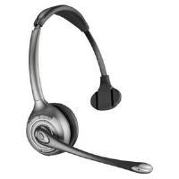 Plantronics WH300/A Savi OTH Dect Monaural Head-band Black