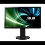 "ASUS VG248QE computer monitor 61 cm (24"") 1920 x 1080 Pixels Full HD Flat Zwart"