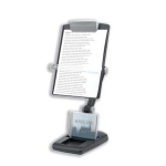 Fellowes Flex Arm Copyholder, Weighted Base document holder
