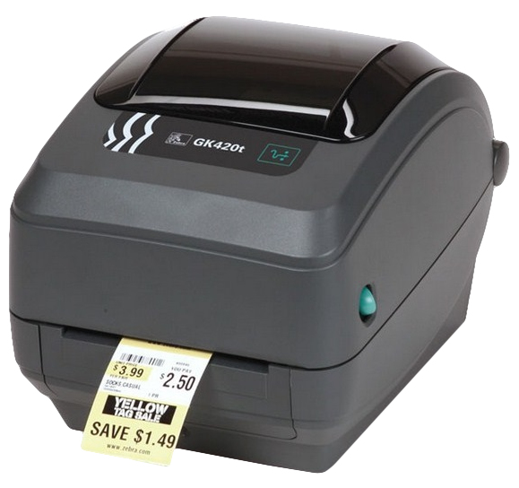 Zebra GK420d label printer Direct thermal 203 x 203 DPI