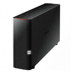Buffalo LinkStation 210 Ethernet LAN Black NAS
