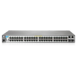 Hewlett Packard Enterprise ProCurve 2620-48-PoE+ Managed L2 Fast Ethernet (10/100) Power over Ethernet (PoE) Rack (1U) Grey