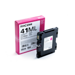 Ricoh 405767 (GC-41 ML) magenta, 600 pages, 41ml