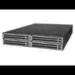 Hewlett Packard Enterprise FlexFabric 5945 Managed Black