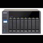 QNAP TS-831X NAS Desktop Ethernet LAN Black