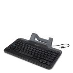 Belkin B2B191 mobile device keyboard Black USB Type-C