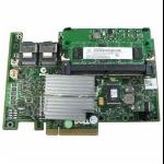DELL PERC H830 2GB NV RAID controller PCI Express x8 3.0 1.2 Gbit/s