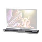 SoundXtra SDXBST300ST1021 TV mount Black