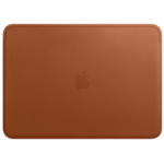 Apple Leather Sleeve for 13-inch MacBook Pro – Saddle Brown