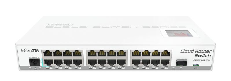 Mikrotik CRS125-24G-1S-IN Ethernet LAN wired router