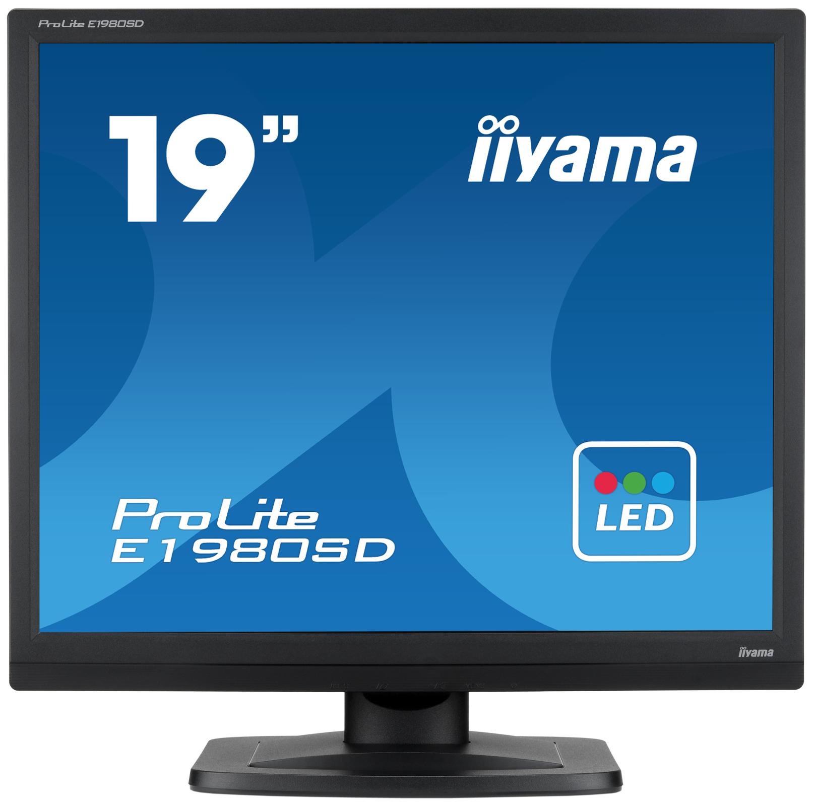 iiyama ProLite E1980SD 48.3 cm (19