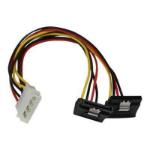 "StarTech.com PYO2LP4LSATR internal power cable 12"" (0.305 m)"