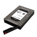 "StarTech.com 2.5"" to 3.5"" SATA Aluminum Hard Drive Adapter Enclosure with SSD / HDD Height up to 12.5mm"