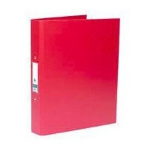 Q-CONNECT KF02008 ring binder A4 Red