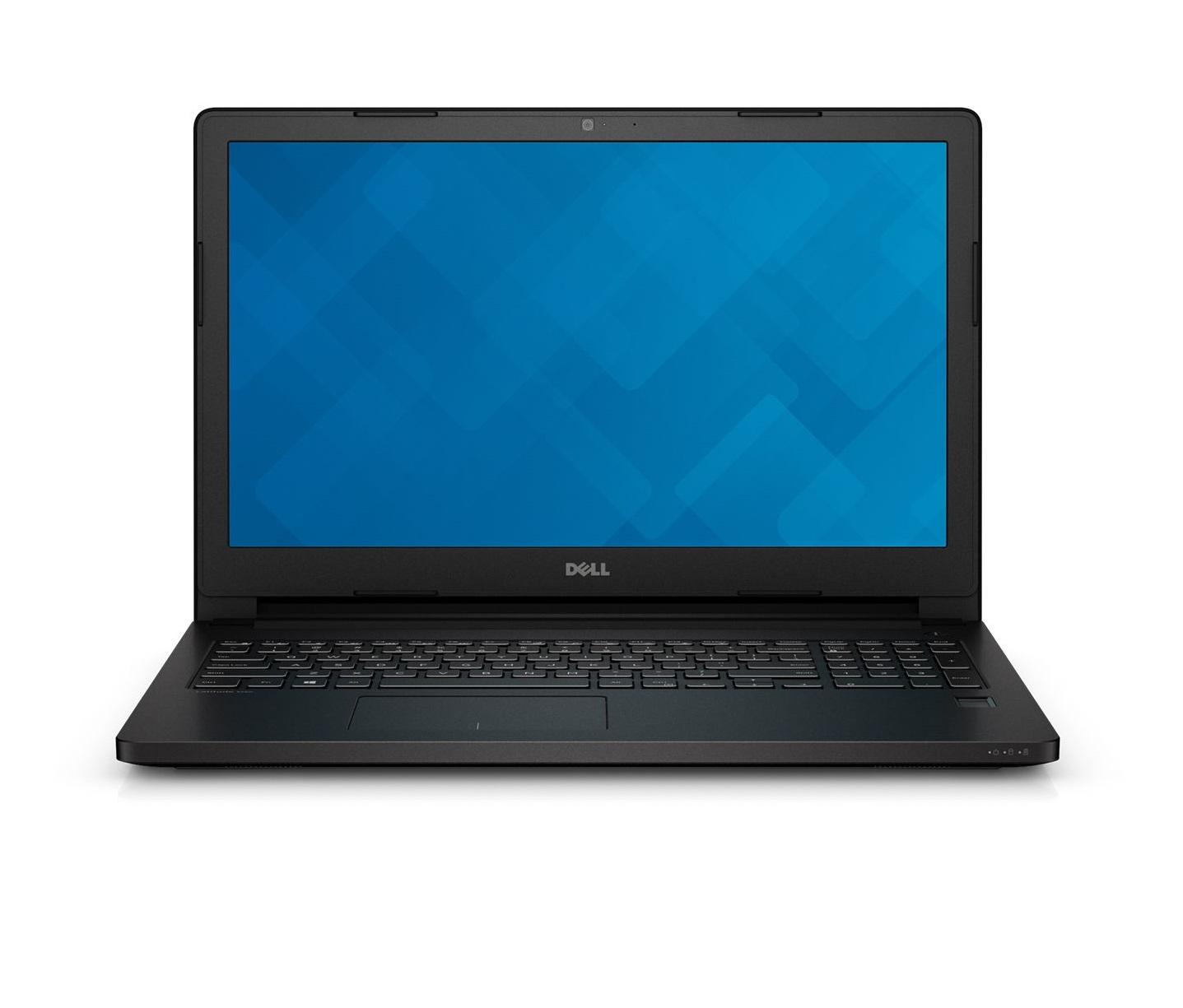 """DELL Latitude 3560 2GHz i3-5005U 15.6"""" 1366 x 768pixels Black"""