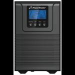 PowerWalker VFI 1000 TG Double-conversion (Online) 1000 VA 900 W 4 AC outlet(s)
