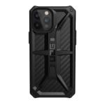 "Urban Armor Gear Monarch mobile phone case 6.7"" Cover Carbon"