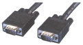 MCL CABLE SVGA HD15 Male/Male 2m cable VGA VGA (D-Sub)