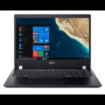 """Acer TravelMate X3 TMX3410-M-50QD Grafiet, Grijs Notebook 35,6 cm (14"""") 1920 x 1080 Pixels Intel® 8ste generatie Core™ i5 i5-8250U 8 GB DDR4-SDRAM 512 GB SSD"""