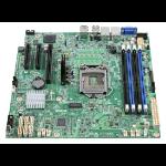 Intel DBS1200SPS Intel C232 Micro ATX server/workstation motherboard