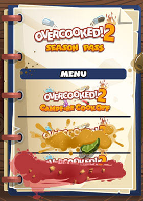 Nexway Overcooked! 2 - Season Pass Video game downloadable content (DLC) PC Inglés