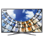 "Samsung UE49M5520AK 49"" Full HD Smart TV Wi-Fi Titanium LED TV"