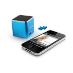 Technaxx Mini Musicman Wireless Soundstation BT-X2 Mono portable speaker Blue