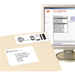 Avery J5101-25 White 500pc(s) self-adhesive label
