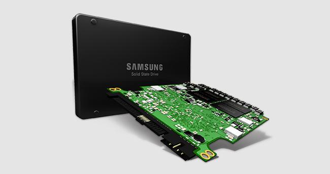SSD - Pm1633a - 480GB - 2.5in - SAS 12gb/s V3 Tlc  Rex