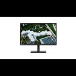 """Lenovo ThinkVision S24e-20 23.8"""" 1920 x 1080 pixels Full HD Black"""