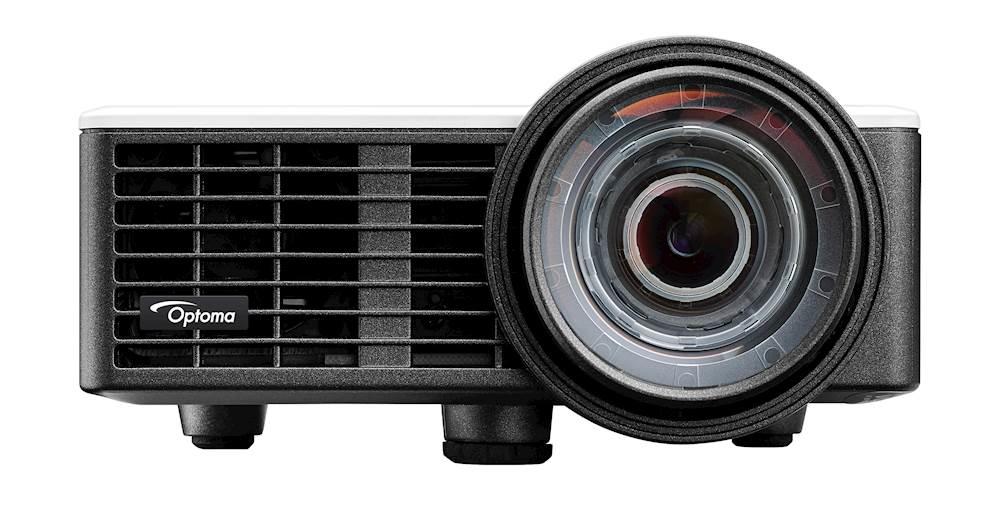 Optoma ML1050ST data projector 1000 ANSI lumens DLP WXGA (1280x720) 3D Portable projector Black