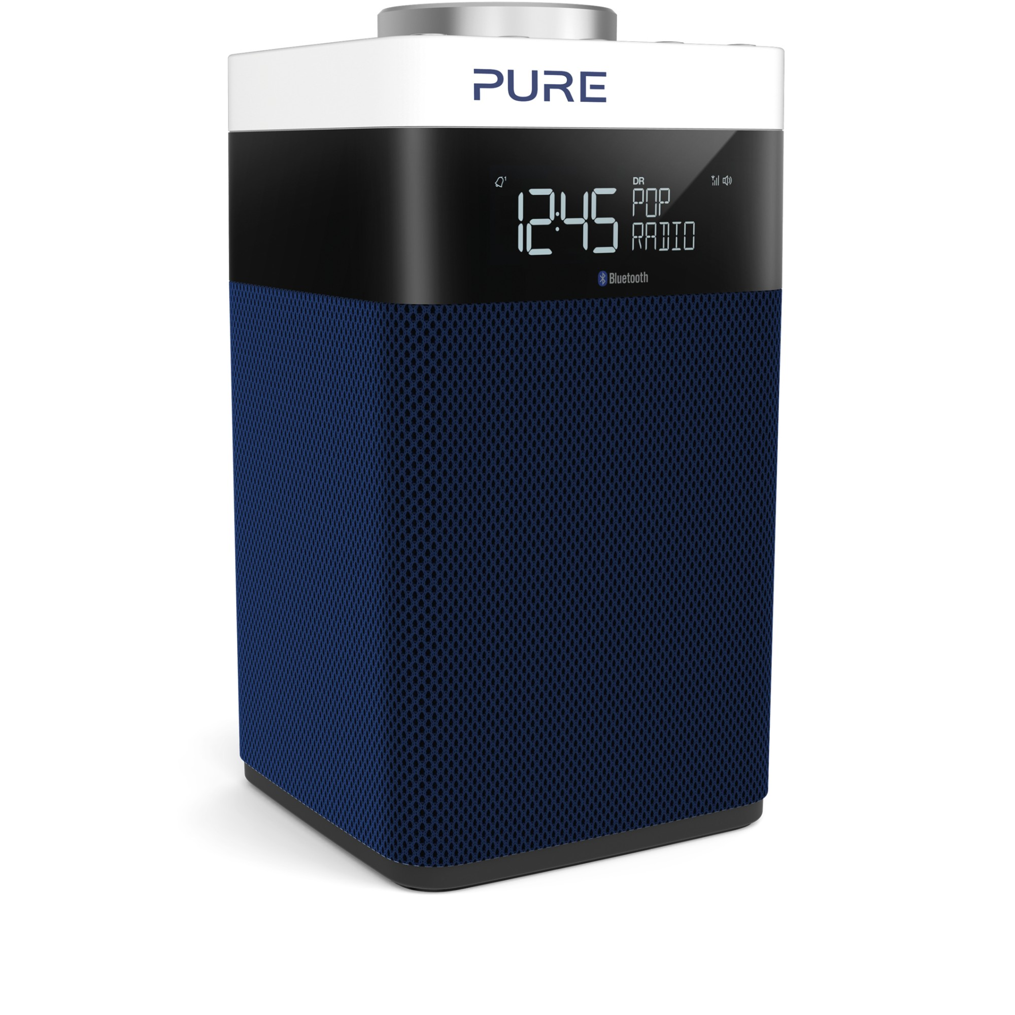 Pure Pop Midi S Portable Digital Black, Navy radio