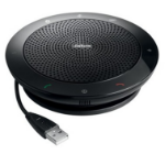 Jabra 510 speakerphone Universal Black USB 2.0