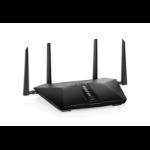 Netgear RAX43 wireless router Gigabit Ethernet Dual-band (2.4 GHz / 5 GHz) Black RAX43-100EUS