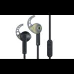 Urbanista Rio In-ear Binaural Wired Black mobile headset