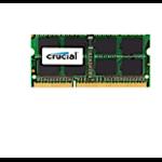 Crucial 4GB DDR3L 4GB DDR3L 1600MHz memory module