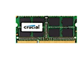 Crucial 4GB DDR3L módulo de memoria 1600 MHz