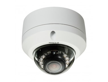Network Camera Dcs-6315 Hd Outdoor Fixed Dome With Color Night Vision