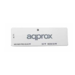 Approx APPCR01W USB 2.0 White card reader