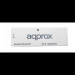 Approx APPCR01W USB 2.0 White card readerZZZZZ], APPCR01W