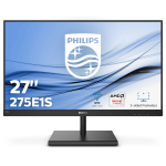 Philips E Line 275E1S/00 LED display 68,6 cm (27 Zoll) 2560 x 1440 Pixel Quad HD Schwarz