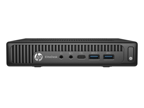 HP EliteDesk 800 65W G2 Mini 3.4GHz i7-6700 Desktop Black