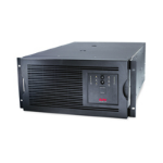 APC Smart-UPS Line-Interactive 5000VA 10AC outlet(s) Rackmount/Tower Black uninterruptible power supply (UPS)