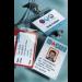 GBC Card Laminating Pouches 6090mm 2x125 Micron Gloss (100)